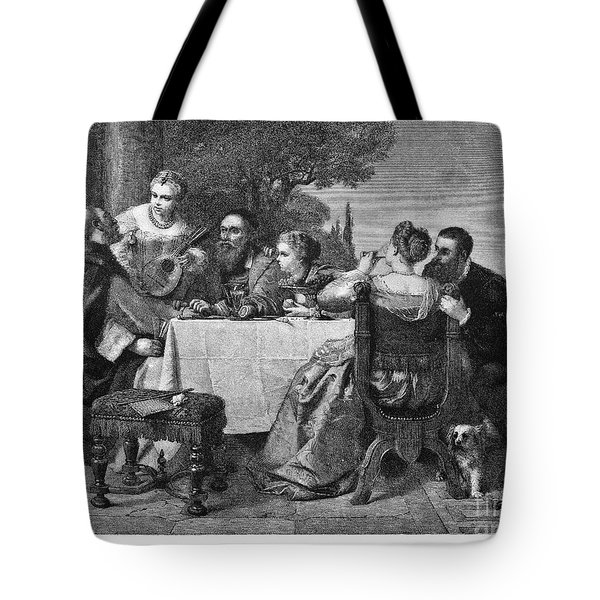 Titian (1477-1576) Tote Bag by Granger