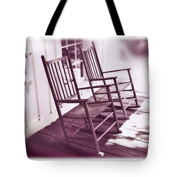 Together Forever Tote Bag by Mal Bray