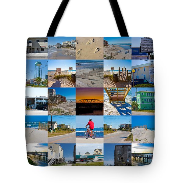 Topsail Visual Contemporary Quilt Series II Tote Bag by Betsy A  Cutler
