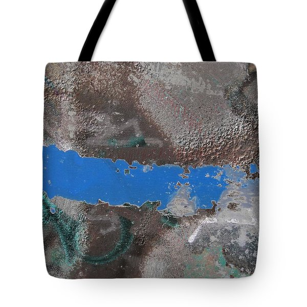Torn 2 Tote Bag by Tim Allen