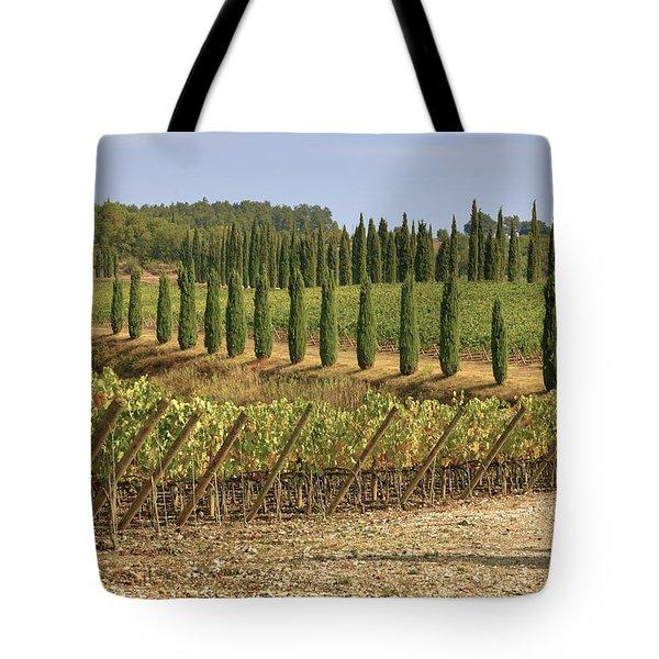 Toscana Tote Bag by Joana Kruse