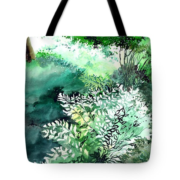 Touch Of Light 1 Tote Bag by Anil Nene