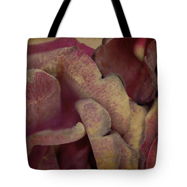 Tragic Love Tote Bag by Lisa Knechtel