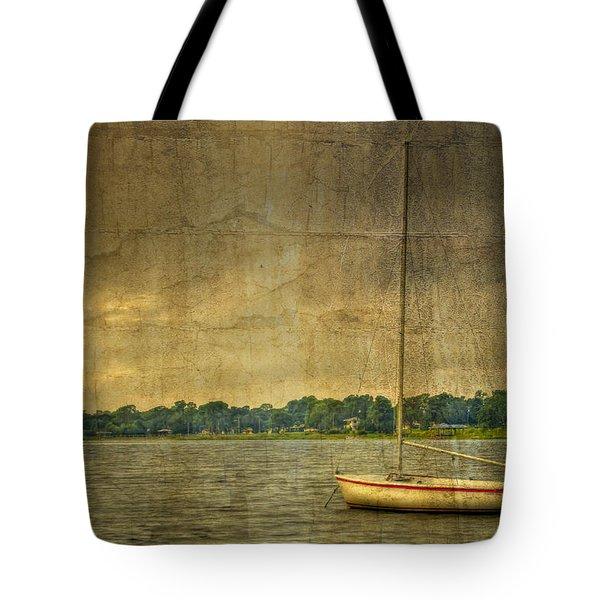 Tranquility Tote Bag by Debra and Dave Vanderlaan