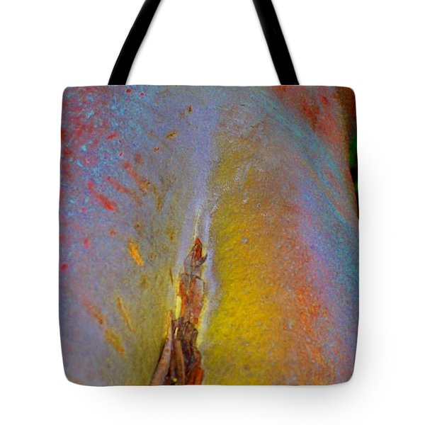 Tote Bag featuring the digital art Transform by Richard Laeton