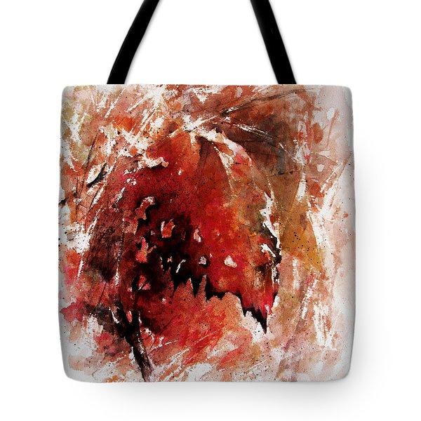 Transition Tote Bag by Rachel Christine Nowicki
