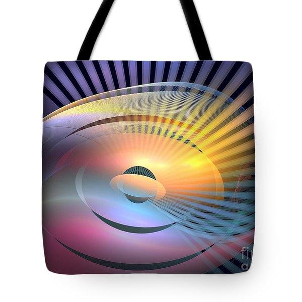 Transitory Tote Bag by Kim Sy Ok