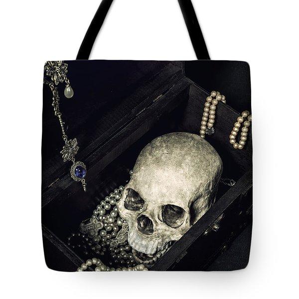 treasure chest Tote Bag by Joana Kruse