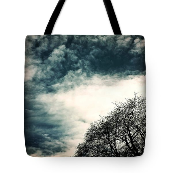 Tree Crown Tote Bag by Joana Kruse