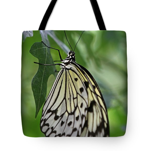 Tree Nymph Tote Bag by Juergen Roth