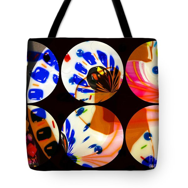 Tres 2 Tote Bag by Cheryl Young