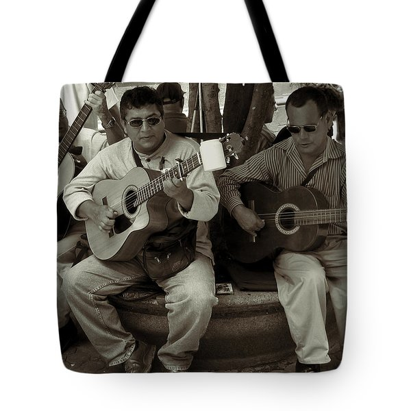 Trio Tote Bag by RicardMN Photography