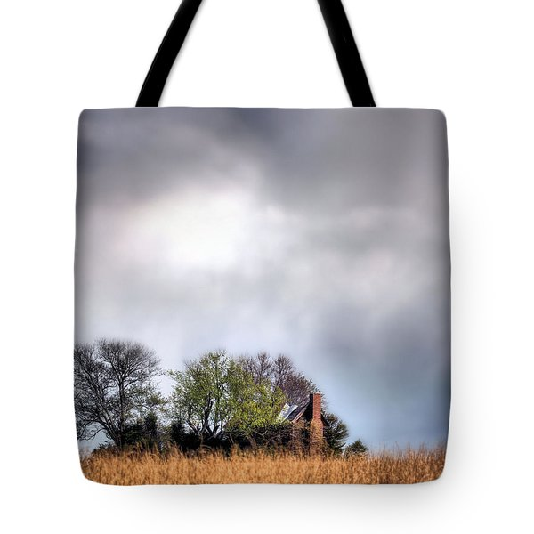 Trouble Brewing II Tote Bag by JC Findley