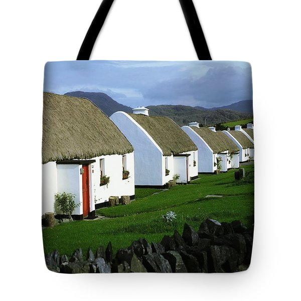 Tullycross, Co Galway, Ireland Holiday Tote Bag by The Irish Image Collection