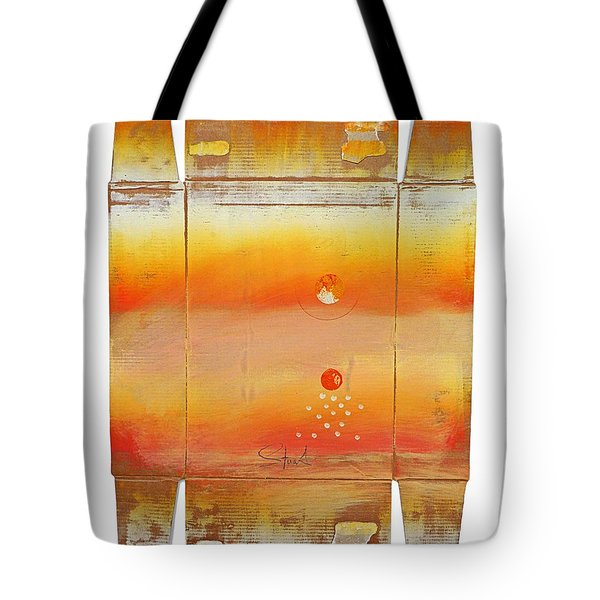 Turner Box Two Tote Bag by Charles Stuart