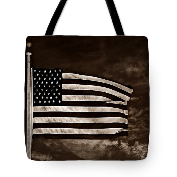 Twilight's Last Gleaming S Tote Bag by David Dehner
