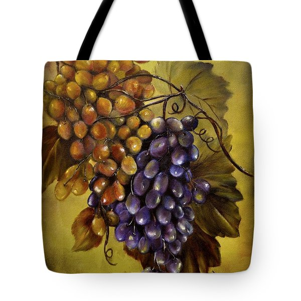Two choices Tote Bag by Carol Sweetwood