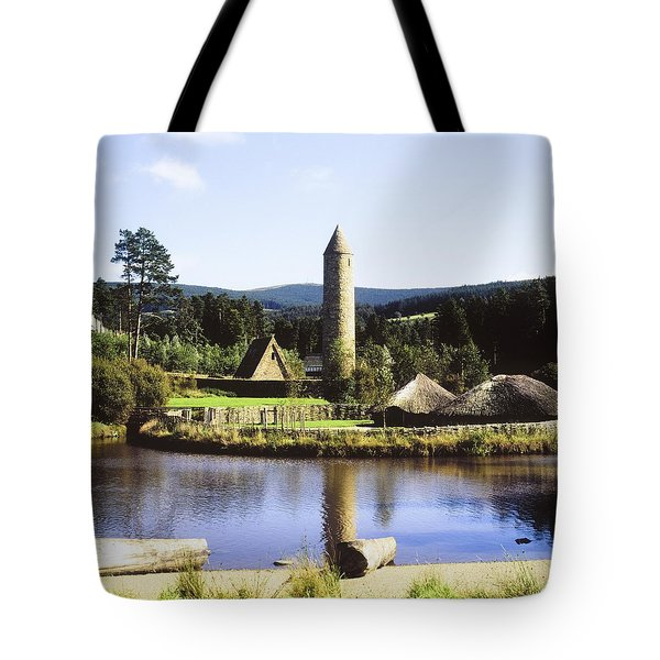 Ulster History Park, Omagh, County Tote Bag by The Irish Image Collection