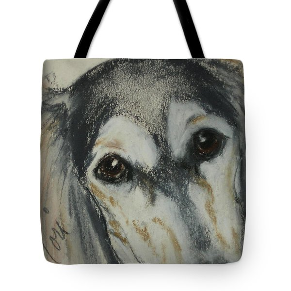Unconditional Love Tote Bag by Cori Solomon
