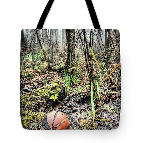 Unfulfilled Dreams  Tote Bag by JC Findley