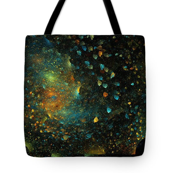 Universal Minds Tote Bag by Betsy A  Cutler