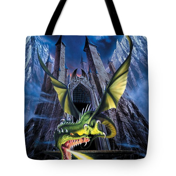 Unleashed Tote Bag by The Dragon Chronicles