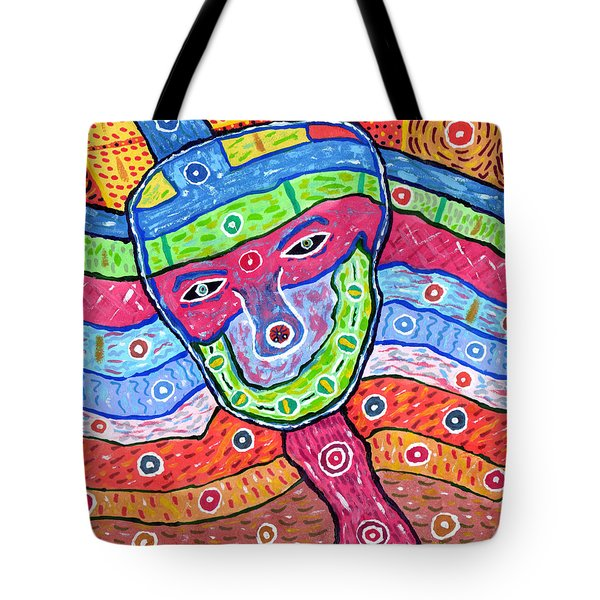 Untitled Tote Bag by Carl Deaville