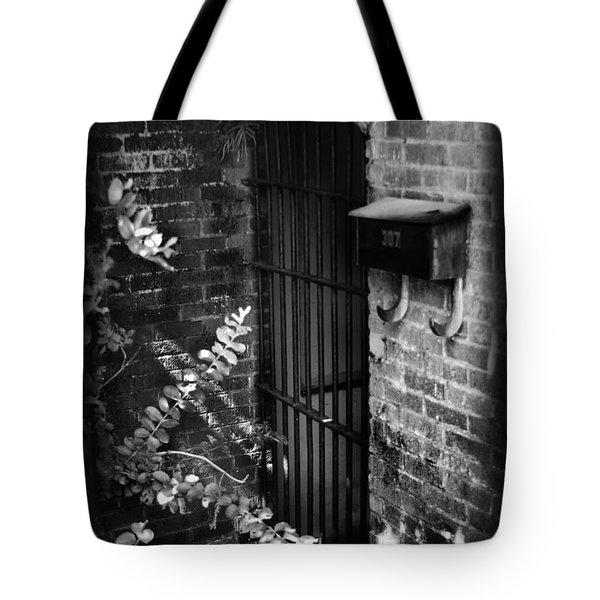 Untitled I Tote Bag by Kelly Hazel