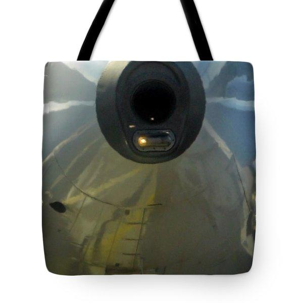 Unusual Approach 1 Tote Bag by Ausra Paulauskaite