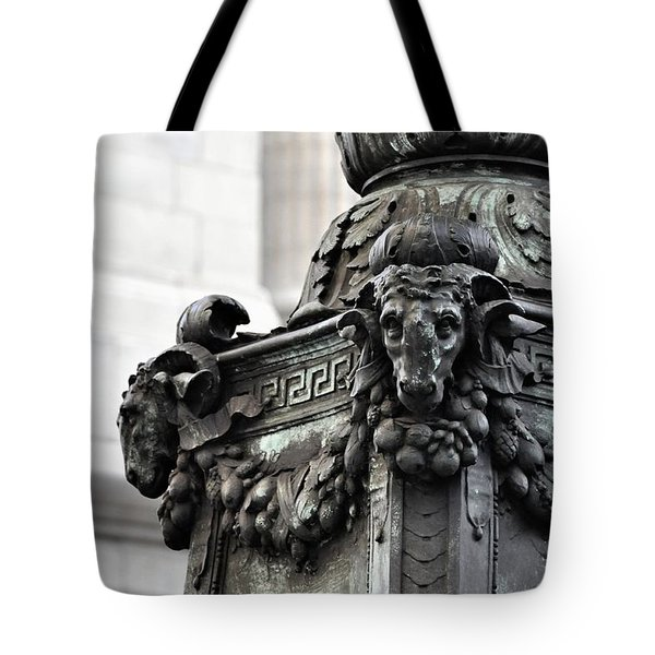 Upper Terrace Tote Bag by JAMART Photography