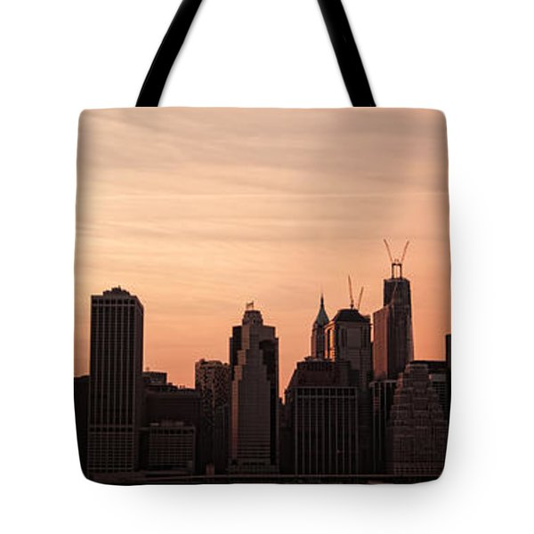 Urban Dreaming Tote Bag by Andrew Paranavitana