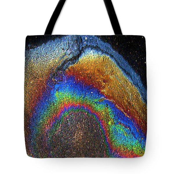Urban Rainbow Tote Bag by Dale   Ford