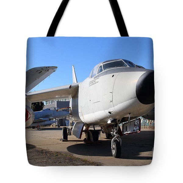 US Fighter Jet Plane . 7D11223 Tote Bag by Wingsdomain Art and Photography