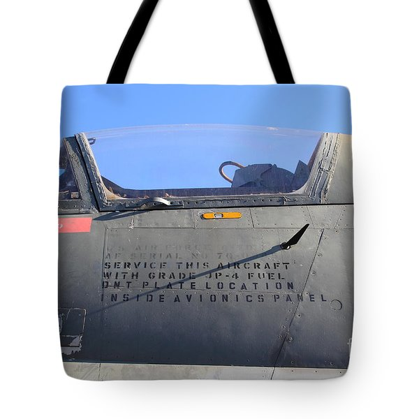 Us Fighter Jet Plane . 7d11295 Tote Bag by Wingsdomain Art and Photography