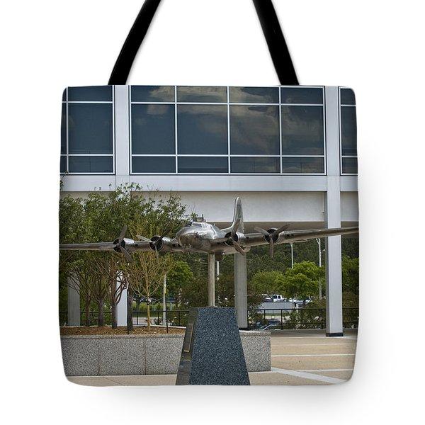 Usafa Air Model 3 Tote Bag by Tim Mulina