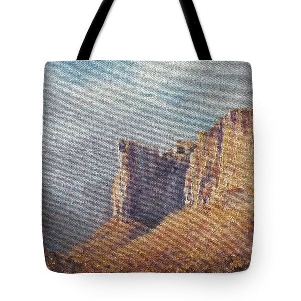 Utah  Tote Bag by Mia DeLode