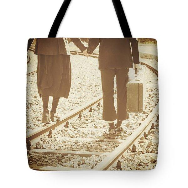 Vagabonds Tote Bag by Joana Kruse