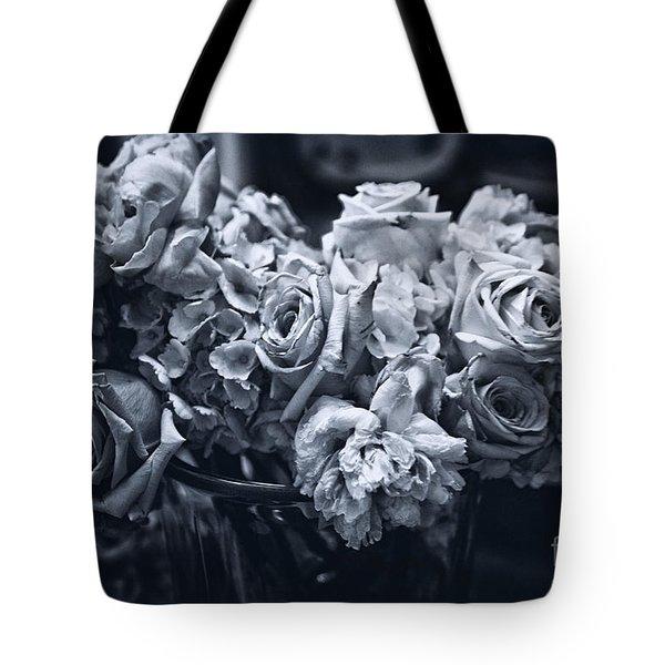Vase of Flowers 2 Tote Bag by Madeline Ellis