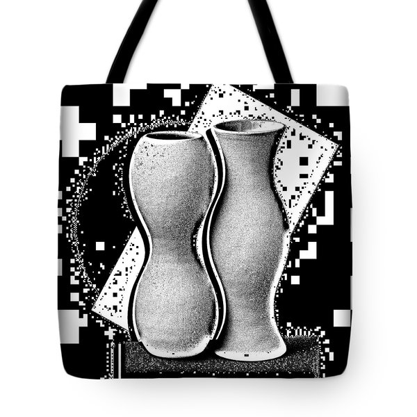 Vases Tote Bag by Mauro Celotti