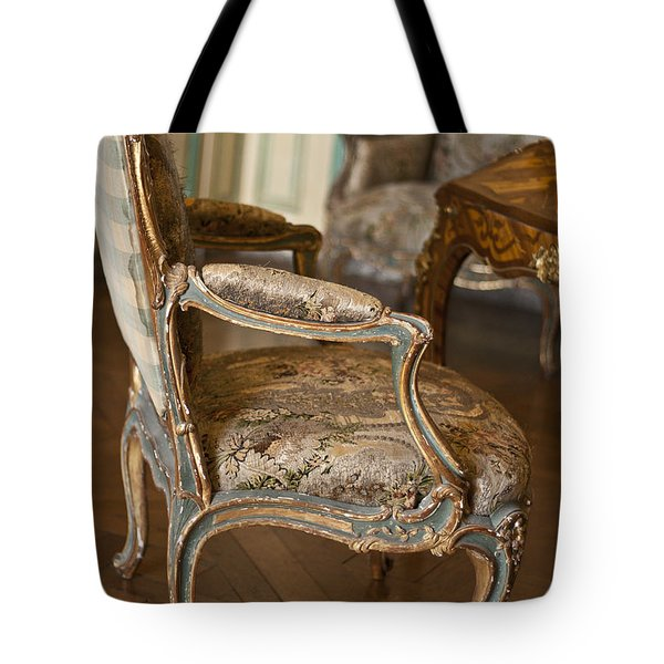 Very elegant. Very Marie Antoinette. Tote Bag by Nomad Art And  Design