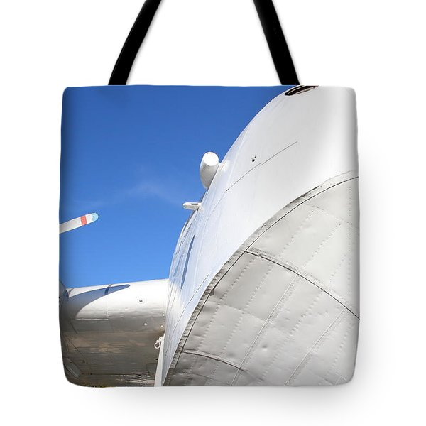 Vintage BOAC British Overseas Airways Corporation Speedbird Flying Boat . 7D11259 Tote Bag by Wingsdomain Art and Photography