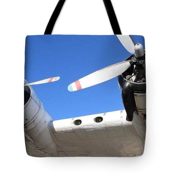 Vintage BOAC British Overseas Airways Corporation Speedbird Flying Boat . 7D11260 Tote Bag by Wingsdomain Art and Photography