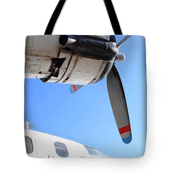 Vintage BOAC British Overseas Airways Corporation Speedbird Flying Boat . 7D11270 Tote Bag by Wingsdomain Art and Photography