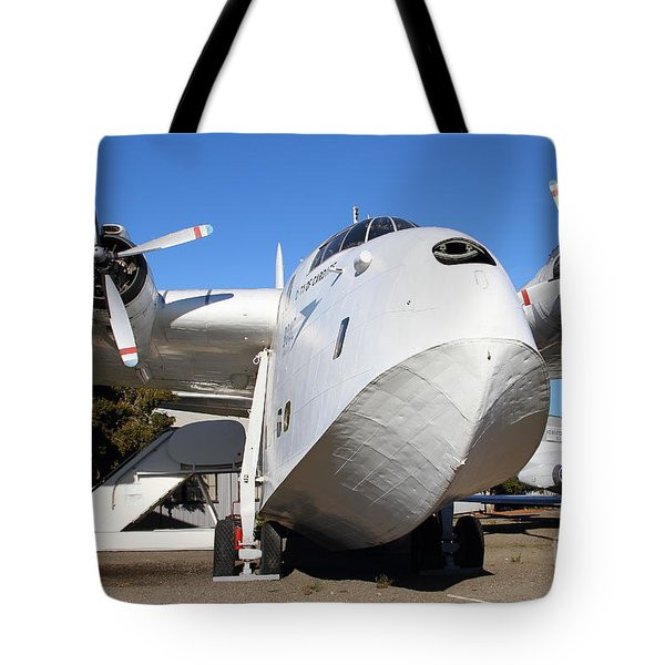 Vintage BOAC British Overseas Airways Corporation Speedbird Flying Boat . 7D11275 Tote Bag by Wingsdomain Art and Photography