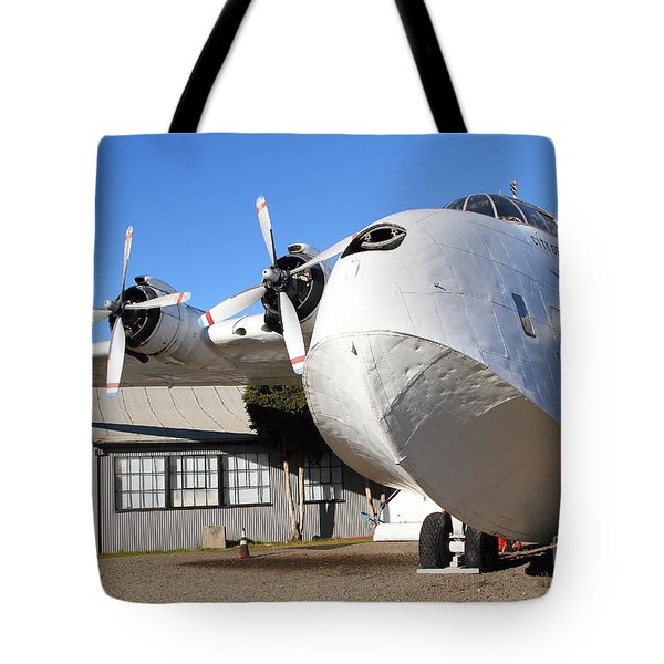 Vintage Boac British Overseas Airways Corporation Speedbird Flying Boat . 7d11276 Tote Bag by Wingsdomain Art and Photography