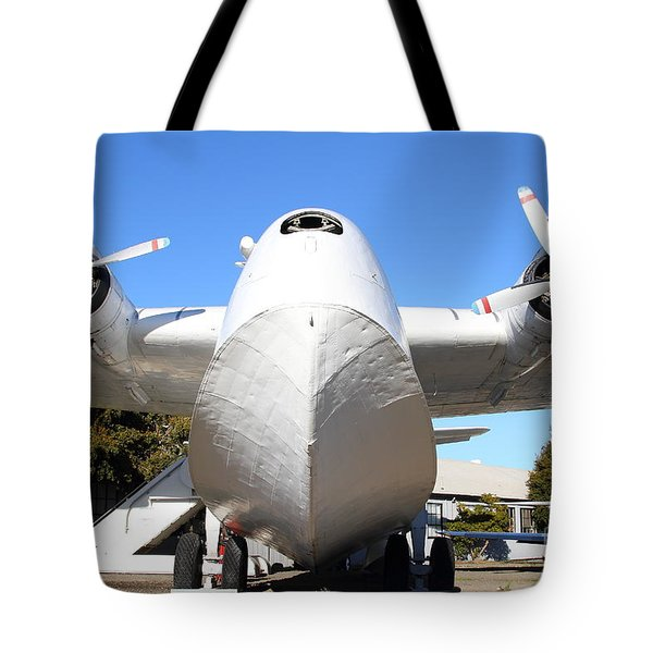 Vintage BOAC British Overseas Airways Corporation Speedbird Flying Boat . 7D11278 Tote Bag by Wingsdomain Art and Photography