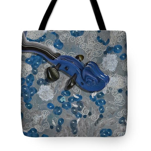 Violinelle - V02-09a Tote Bag by Variance Collections