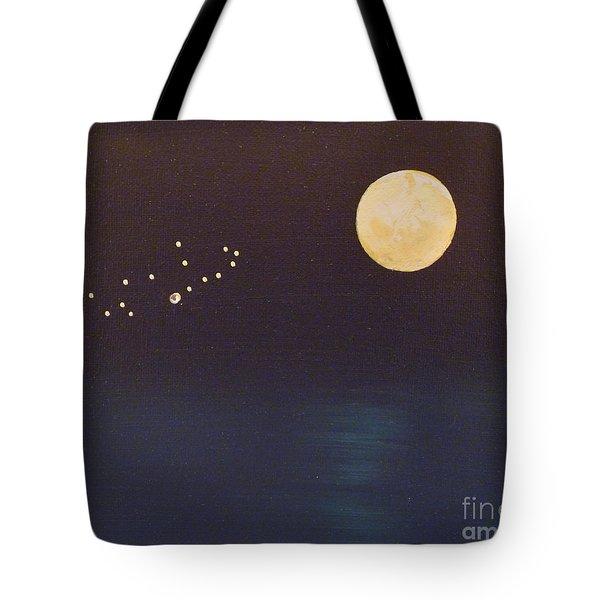 Virgo Tote Bag by Alys Caviness-Gober