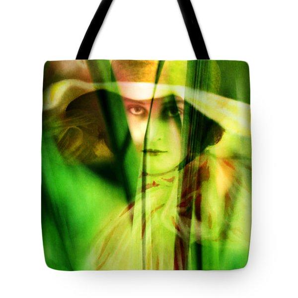 Voyeur Tote Bag by Rebecca Sherman