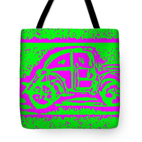 Vw Beatle 1a Tote Bag by Mauro Celotti